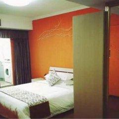 Отель Tu Plus Service Apartment Shenzhen Convention Centre Futian Branch Китай, Шэньчжэнь - отзывы, цены и фото номеров - забронировать отель Tu Plus Service Apartment Shenzhen Convention Centre Futian Branch онлайн комната для гостей фото 5
