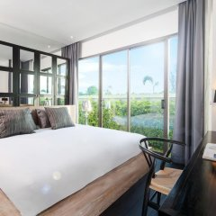 Отель The 8 Pool Villa 3* Вилла с различными типами кроватей фото 11