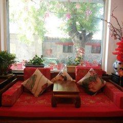 Отель Hutong Impressions Beijing Guesthouse Китай, Пекин - отзывы, цены и фото номеров - забронировать отель Hutong Impressions Beijing Guesthouse онлайн интерьер отеля фото 2