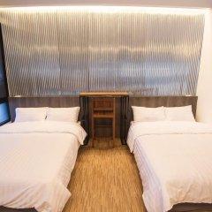 Отель Glur Bangkok Стандартный номер разные типы кроватей фото 38