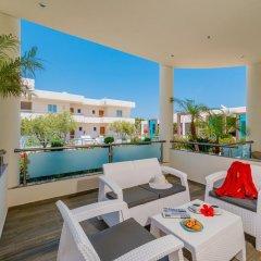 Отель Afandou Bay Resort Suites 5* Люкс с различными типами кроватей фото 5