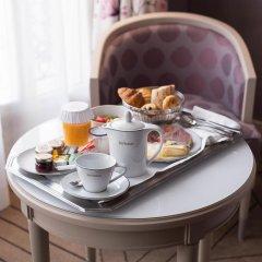 Hotel Rochester Champs Elysees 4* Стандартный номер с различными типами кроватей фото 5
