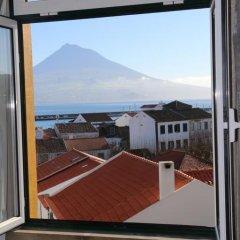 Отель Hospedaria Verdemar Апартаменты с различными типами кроватей фото 50