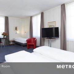 Metropole Easy City Hotel 3* Стандартный номер с различными типами кроватей фото 2