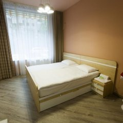 Holiday Hostel Стандартный номер разные типы кроватей фото 5