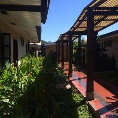 Отель La Posada Copan Копан-Руинас балкон