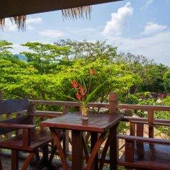 Отель Palm Leaf Resort Koh Tao 3* Улучшенная вилла с различными типами кроватей фото 2