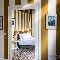 Отель Palazzo Rosa 3* Улучшенный номер с различными типами кроватей фото 28