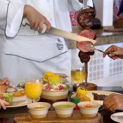 Отель Hilton Ras Al Khaimah Resort & Spa питание