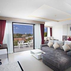Отель Paripas Patong Resort 4* Люкс Премиум с разными типами кроватей фото 7