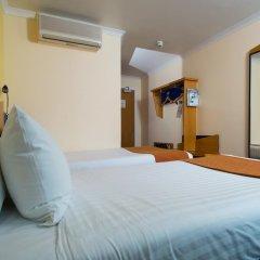 Отель Holiday Inn Express Glasgow City Centre Riverside 3* Стандартный номер с 2 отдельными кроватями фото 3