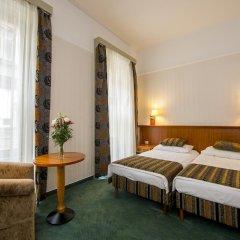 The Three Corners Hotel Art 3* Номер Комфорт с двуспальной кроватью