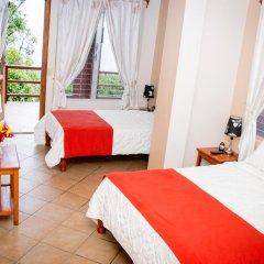 Hotel Maya Vista комната для гостей