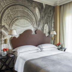 Отель Starhotels Michelangelo 4* Стандартный номер с различными типами кроватей фото 16