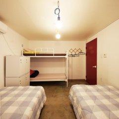 Lazy Fox Hostel Стандартный номер с 2 отдельными кроватями фото 2