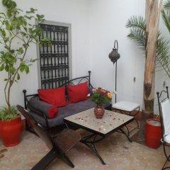 Отель Riad Dar Nabila 3* Стандартный номер с различными типами кроватей фото 2