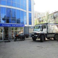 Amigo Hostel Almaty Алматы городской автобус