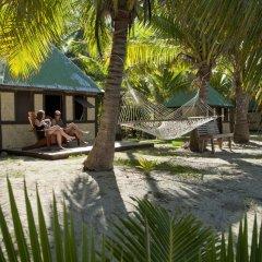 Отель Barefoot Manta Island фитнесс-зал