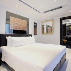 Отель Amari Nova Suites Студия с различными типами кроватей