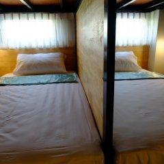 Sleep Owl Hostel Кровать в общем номере с двухъярусной кроватью фото 4