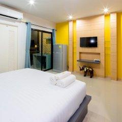 Отель Phoomjai House Таиланд, Бухта Чалонг - отзывы, цены и фото номеров - забронировать отель Phoomjai House онлайн комната для гостей фото 5