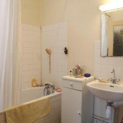 Отель Appartement Matabiau Франция, Тулуза - отзывы, цены и фото номеров - забронировать отель Appartement Matabiau онлайн ванная