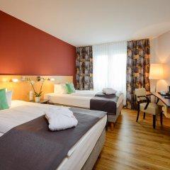 AMEDIA Hotel Dresden Elbpromenade 3* Стандартный номер с различными типами кроватей фото 3