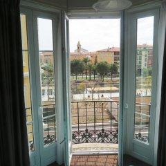 Отель Hôtel Acanthe балкон