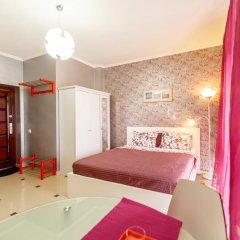 Мини-Отель Amosov's House Стандартный номер с двуспальной кроватью фото 17