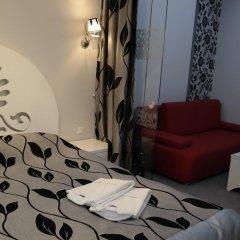Отель Baltazaras 3* Улучшенный номер с различными типами кроватей фото 6