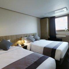 Golden City Hotel Dongdaemun 3* Стандартный номер с различными типами кроватей фото 4