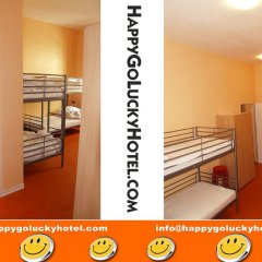 Happy Go Lucky Hotel + Hostel Берлин интерьер отеля фото 2