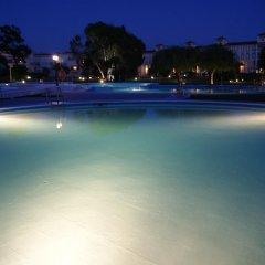 Отель Apartamento Illa da Toxa Эль-Грове бассейн
