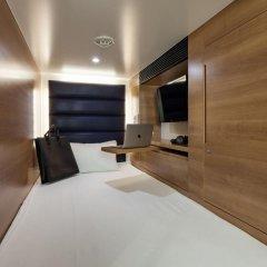 Отель Y's Cabin Yokohama Kannai комната для гостей фото 2