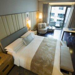 JW Marriott Hotel New Delhi Aerocity 5* Стандартный номер с различными типами кроватей фото 4