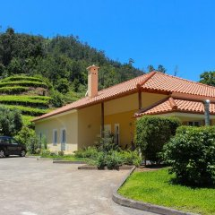 Отель Solar do Carvalho парковка