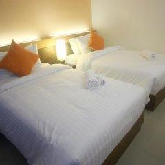 Отель Breezotel Стандартный номер с 2 отдельными кроватями фото 13