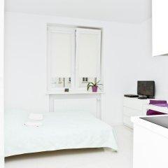 Отель Goodnight Warsaw 3* Студия с различными типами кроватей фото 39