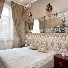 Апартаменты City Garden Apartments Одесса комната для гостей фото 2