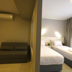 Отель Ada Home Istanbul 3* Стандартный номер с различными типами кроватей фото 7