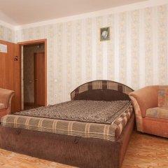 Гостиница Эдем Взлетка Апартаменты разные типы кроватей фото 14