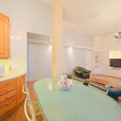 Гостиница СПБ Ренталс Улучшенные апартаменты с разными типами кроватей фото 6