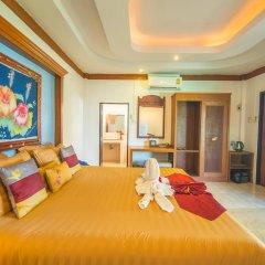 Отель Lanta Nice Beach Resort 3* Номер Делюкс фото 11
