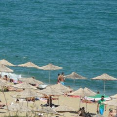 Hotel Europa пляж