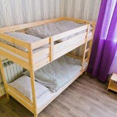 Hostel Tsentralny Кровать в женском общем номере с двухъярусной кроватью фото 6