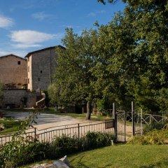 Отель Il Castello Di Perchia Сполето