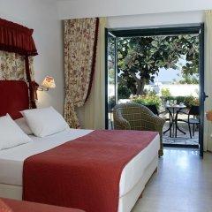 Отель Mitsis Rinela Beach Resort & Spa - All Inclusive 5* Стандартный номер с различными типами кроватей фото 6