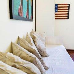 Отель Vatican BnB Улучшенные апартаменты с различными типами кроватей фото 9