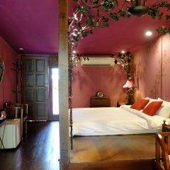 Отель Old Capital Bike Inn 3* Люкс с различными типами кроватей фото 7