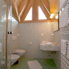 Отель Residence Aster Стельвио ванная